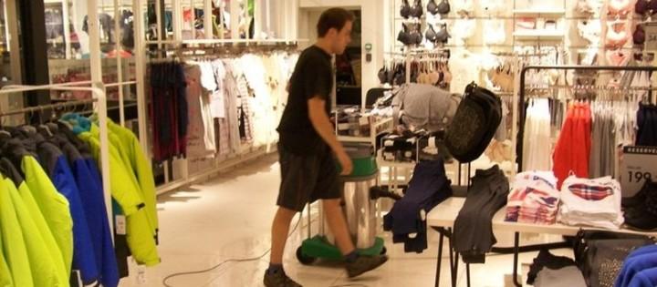 Upratovanie podlah