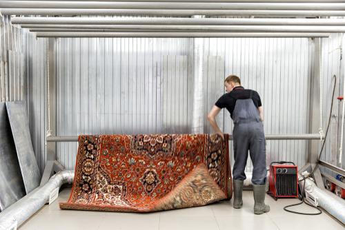 cena čistenie kobercov
