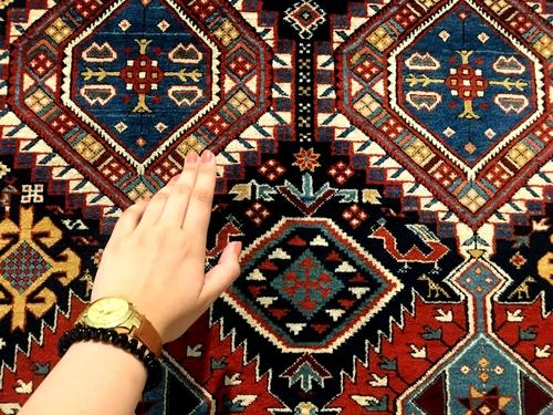 starostlivosť o svetlý koberec