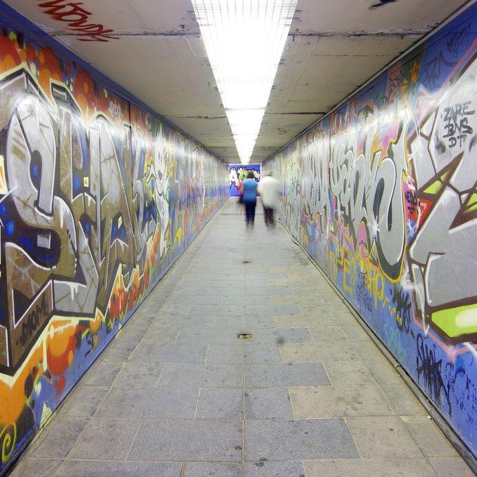 odsttranovanie graffitov